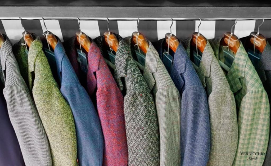 giacche manica a mappina luca verdicchio
